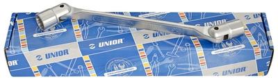 202/1CB Set chei tubulare dublu articulate 10 pcs Unior - Scule Auto Unior Tepid