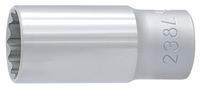 238/1L12p 238/1L6p Capete chei tubulare lungi 6p 12p Unior - Scule Auto Unior Tepid