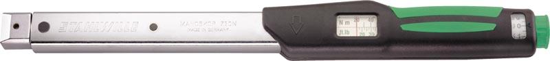 Cheie dinamometrica cu capete interschimbabile MANOSKOP STAHLWILLE