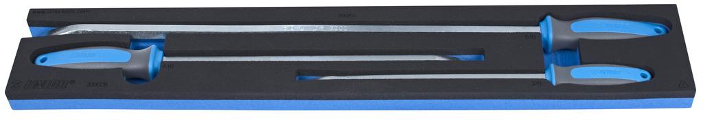 Set leviere cu maner pentru cauciucuri UNIOR 613106