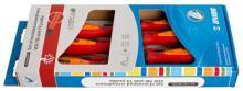 Set de surubelnite VDE TBI cu profil TX - 621CS6VDETBI - 621CS6VDETBI