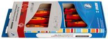 Set de surubelnite VDE TBI cu profil hexagonal - 620CS6VDETBI - 620CS6VDETBI