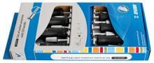 Set de surubelnite cu cap tubular cu maner CR - 629CS7CR - 629CS7CR